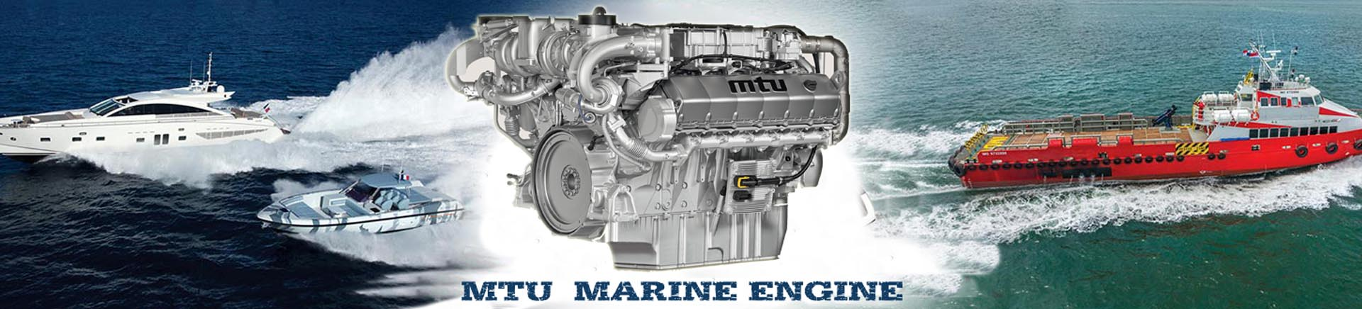 MTU Marine Engine Parts